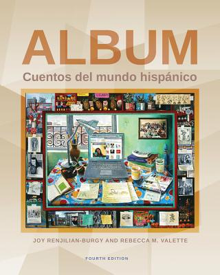 Album By Renjilian-Burgy, Joy/ Valette, Rebecca M.